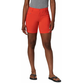Columbia Peak to Point Shorts Women bright poppy